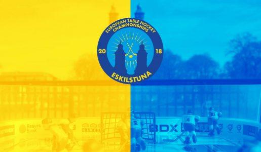 Idag börjar EM i Eskilstuna