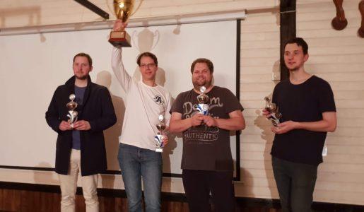 Finn Fries vann Öresund Cup