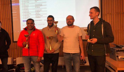 Östermansk triumf i Göteborg