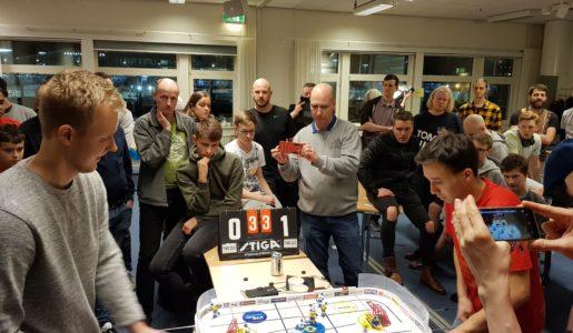 Kevin Eriksson vinnare av Swedish Masters
