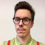Profilbild på Eric Norén