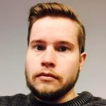 Profilbild på Fredric Axelsson