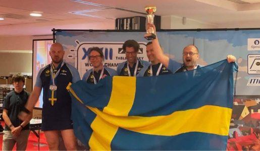 VM Tallinn 2021 – Fredag den 13:e – guld o brons